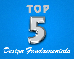 Top 5 Design Fundamentals