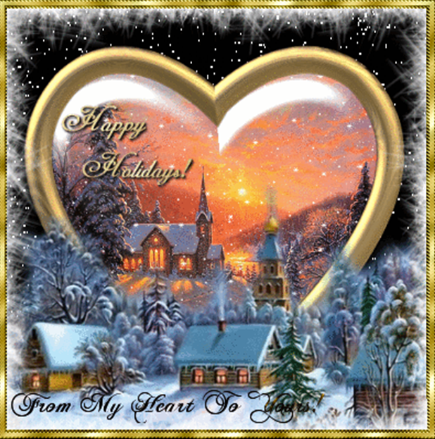 Happy Holidays ecard by Universelover