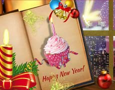 Most Trending Ecards for New Year 2015