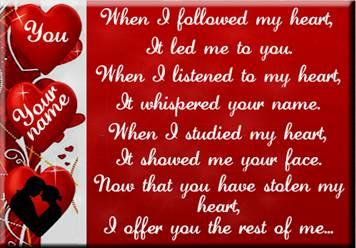 Love ecard by RedHeadsRule