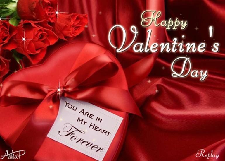 Valentine's Day ecard by Ashupatodia
