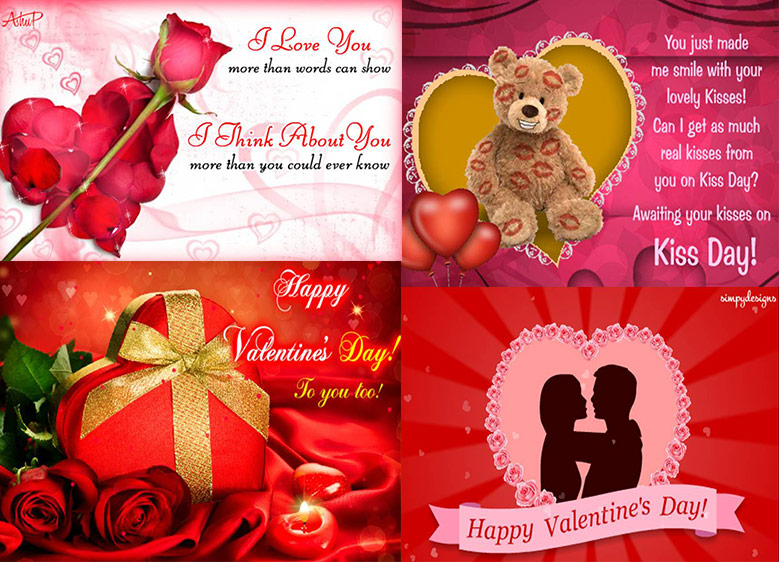 Romantic ecards by Studio Visualizers