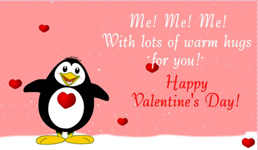 Valentine's Day ecard by 123Greetings.com