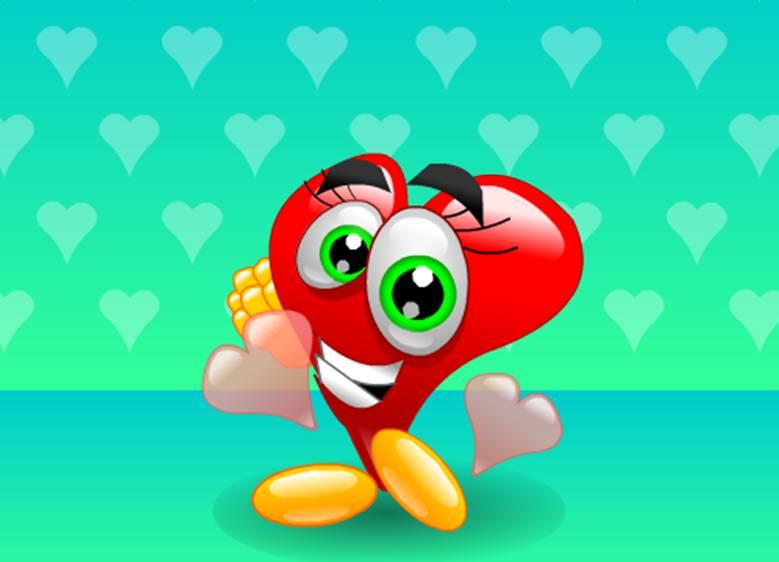 Valentine's Day ecard by Daftoons