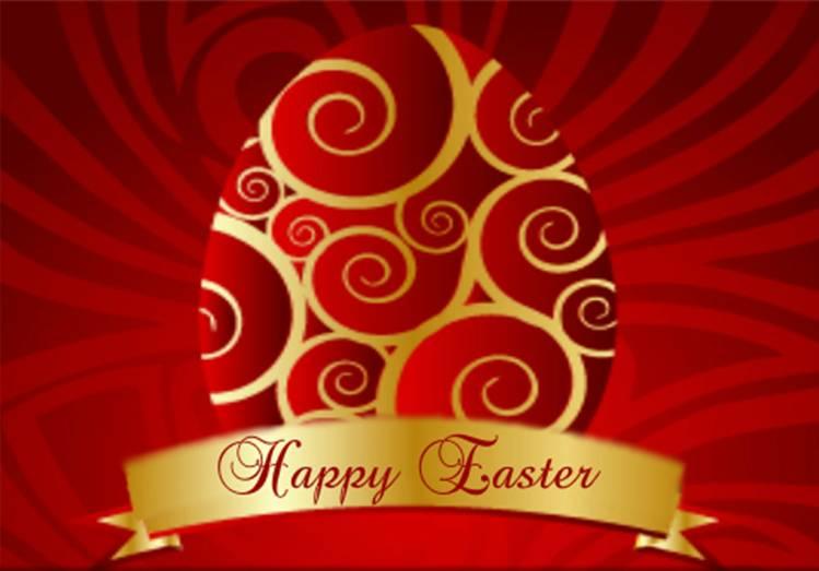 Easter ecard by RedHeadsRule