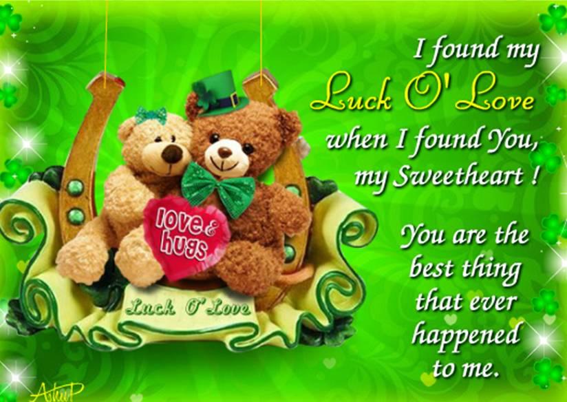 St. Patrick's Day ecard by Ashupatodia