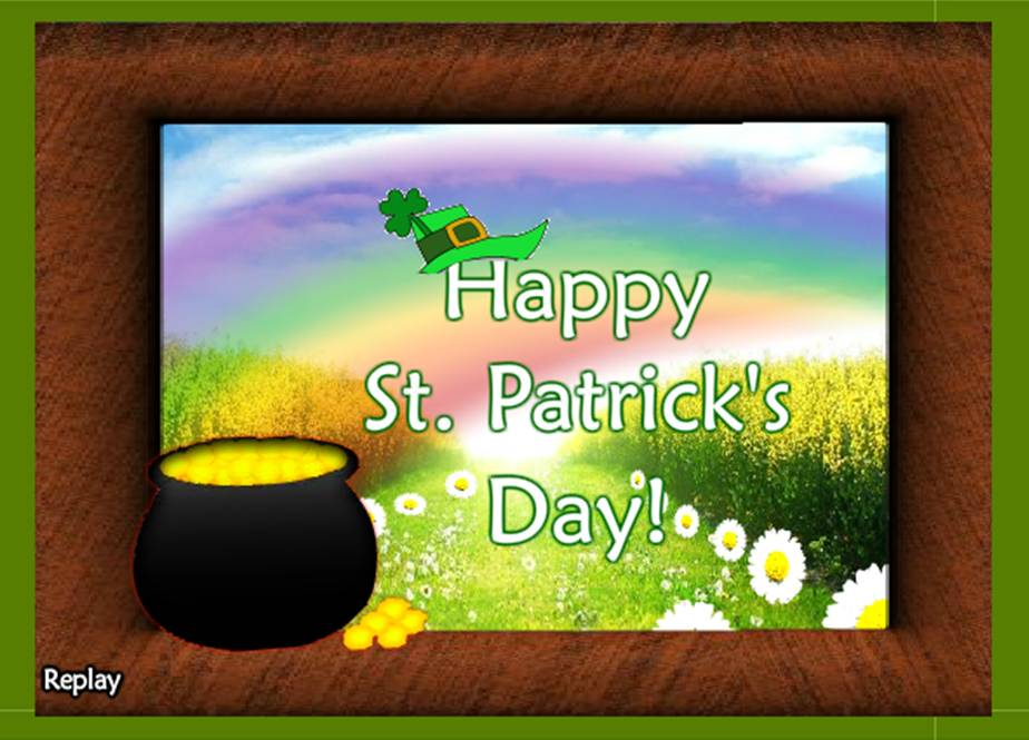 St. Patrick's Day ecard by Jothi