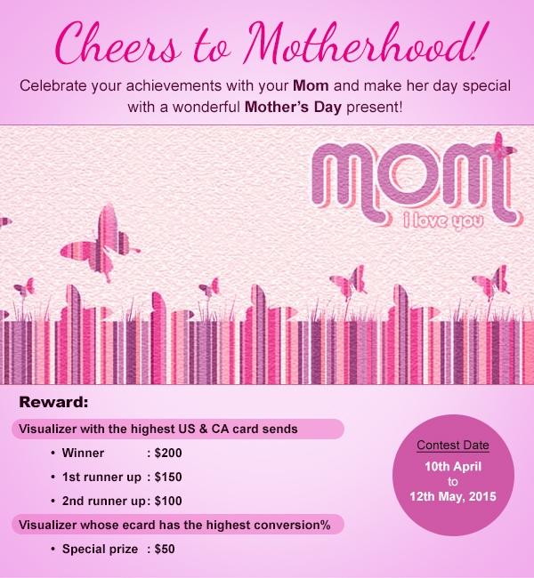 Cheers to Motherhood!