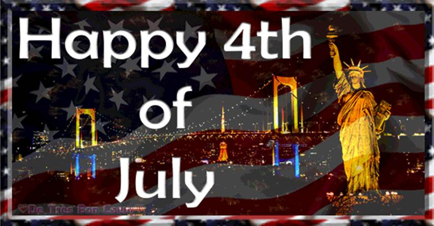 4th of July ecard by Coeur