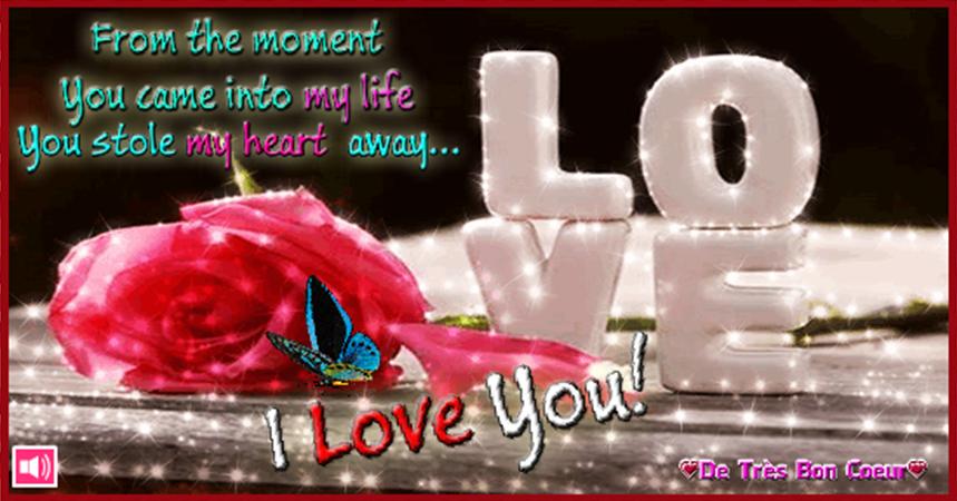 Love ecard by Coeur