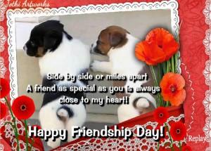 Friendship Day ecard by Jothi