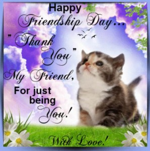 Friendship Day ecard by Universelover