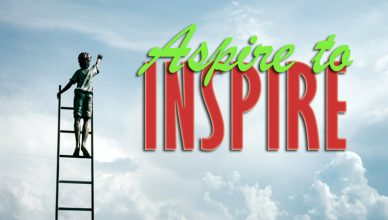 Contest Alert - Aspire to Inspire