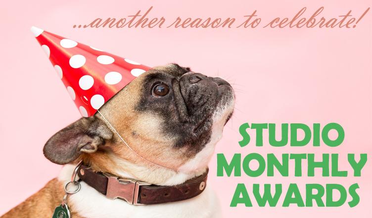 Studio Monthly Awards