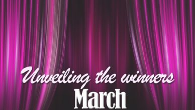 unveiling the winners of the March contest